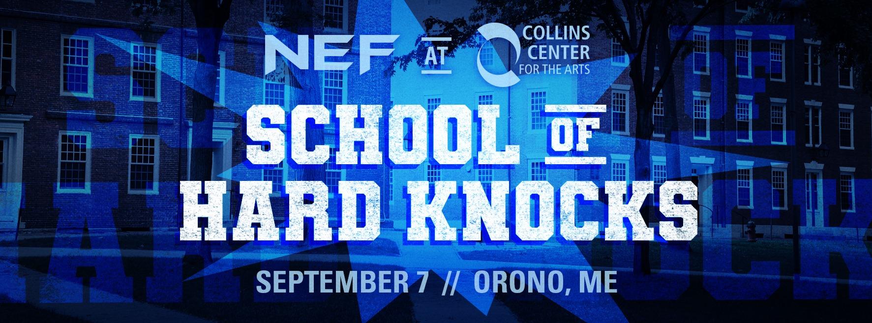 New England Fights – School Of Hard Knocks