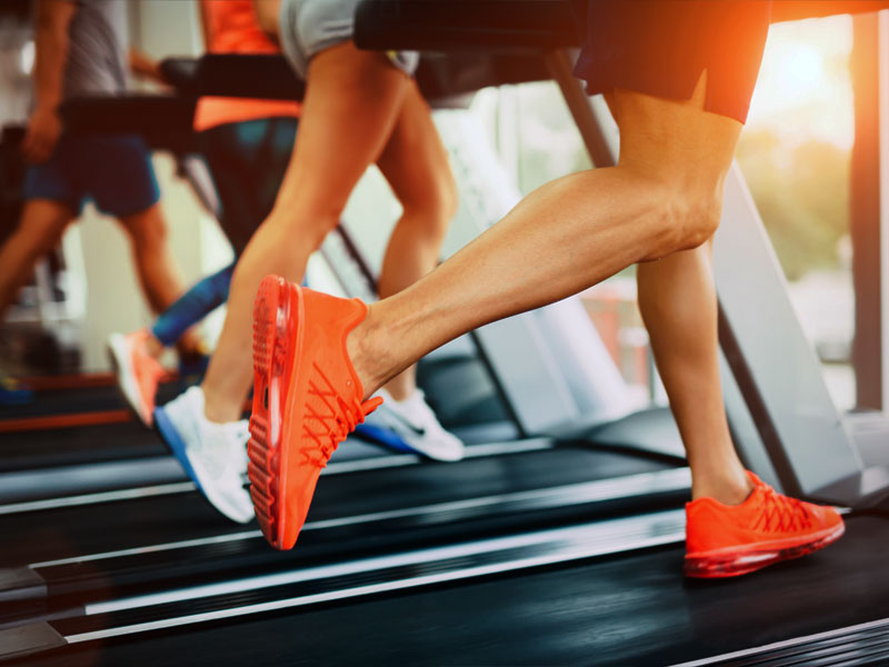 Let's Talk About How Sweet Our Treadmills Really Are!